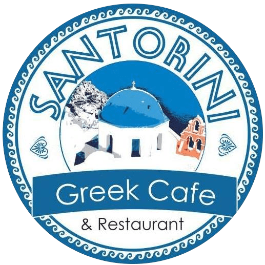 Santorini Greek Cafe and Restaurant - Logo